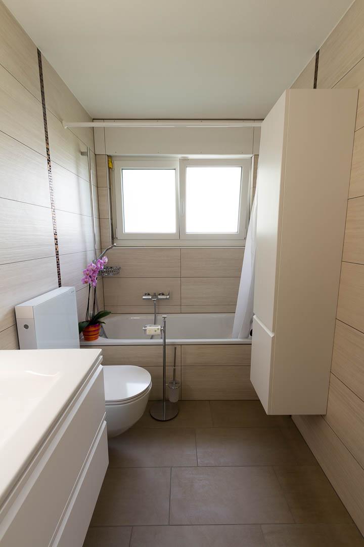 r novation d une salle de bain au landeron. Black Bedroom Furniture Sets. Home Design Ideas