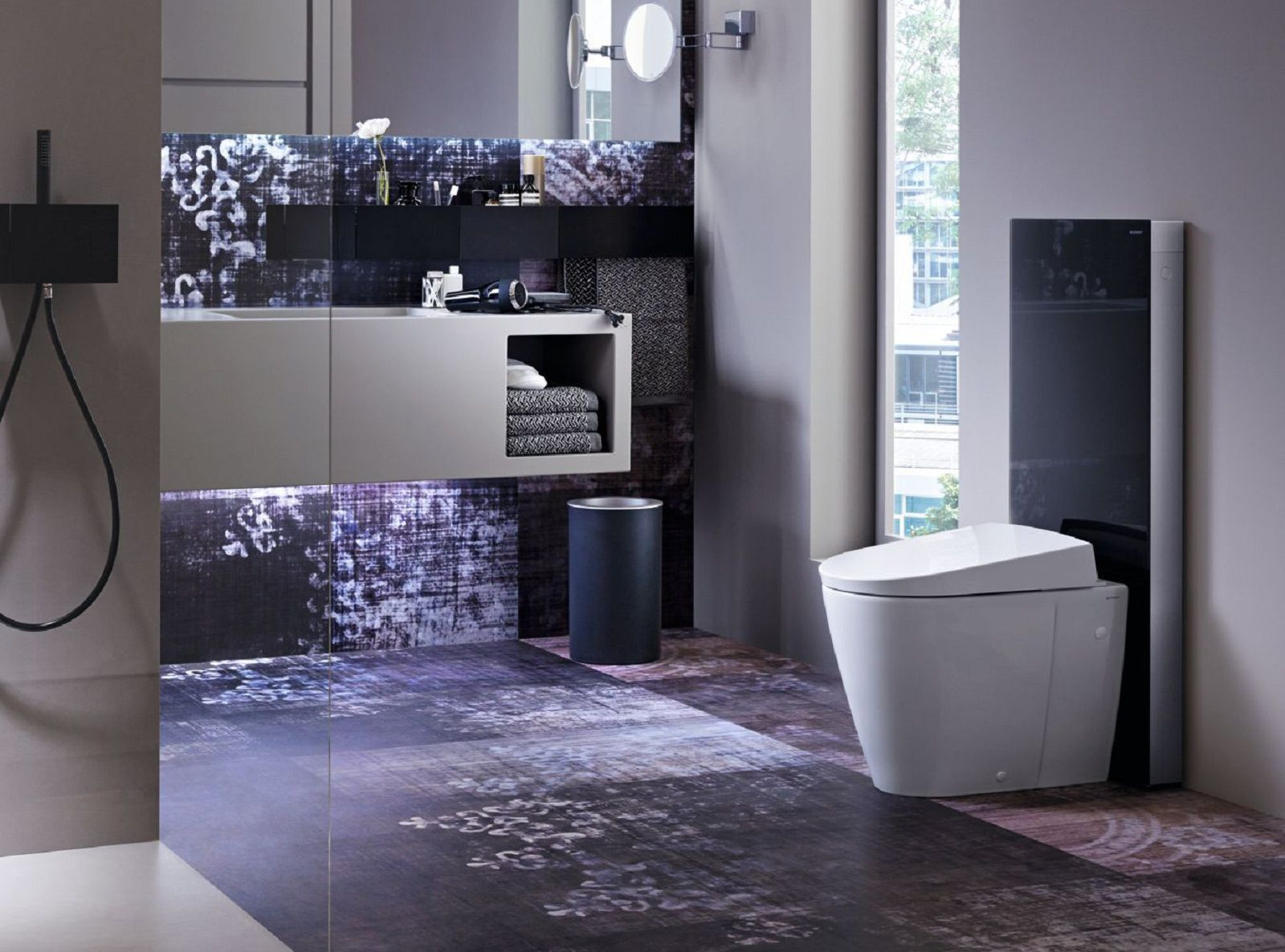 geberit aquaclean. Black Bedroom Furniture Sets. Home Design Ideas